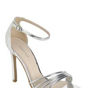 2 Inch Silver Heels